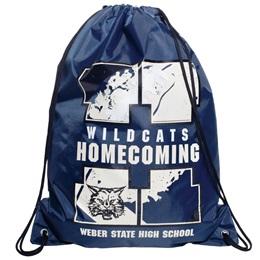 Custom Backpack - Homecoming