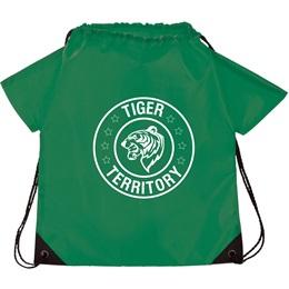 T-Shirt Drawstring Backpack