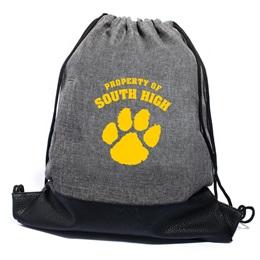 Heathered Backpack