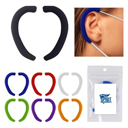 Mask Ear Loop Protectors in Pouch