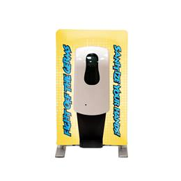 Tabletop Hand Sanitizing Station - Sanitizing Hero