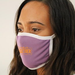 3-ply Adjustable Custom Cooling Face Mask