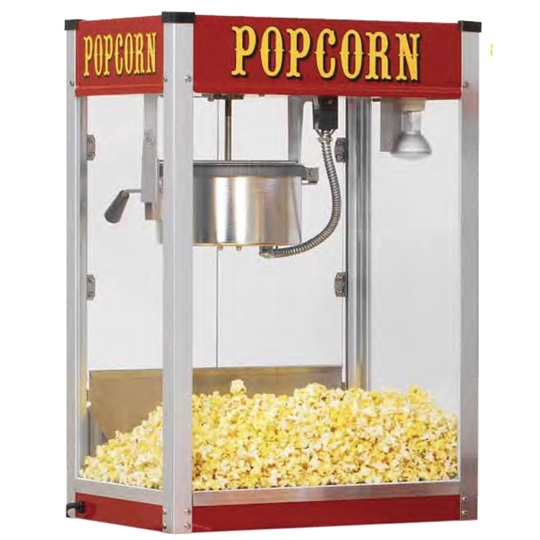 Theater Popcorn Machine 4 Oz Anderson S