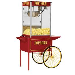 Popcorn Cart for 4 oz. Popper