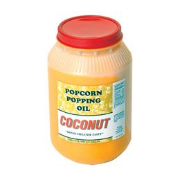 Coconut Popcorn Popping Oil