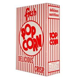 Classic Popcorn Box-Jumbo 2.3 oz