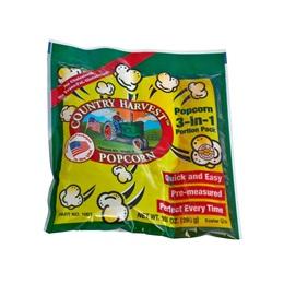 Country Harvest 8 oz Popcorn Tri-Pack - 40 Packs