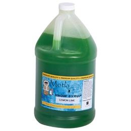 Sno Cone Syrup Lemon Lime Gallon