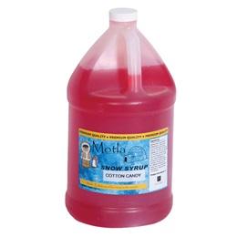Sno Cone Syrup Cotton Candy Gallon