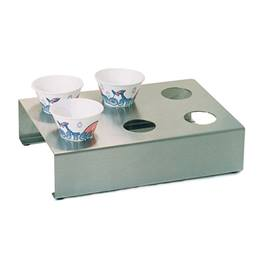 Sno-Cone Holder Stainless Steel