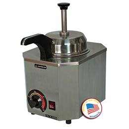 ProDeluxe Warmer with Front Pump