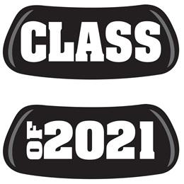 Class of 2021 EyeBlacks