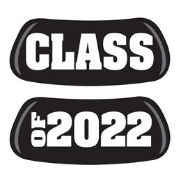 Class of 2022 EyeBlack Set