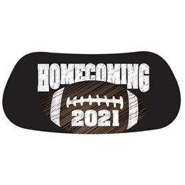 Homecoming 2021 Football EyeBlacks