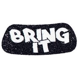 Bring It Glitter EyeBlacks, 2 pairs/pkg