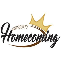 Homecoming/Crown Football Temporary Tattoos