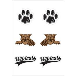 Body Decals - Paw/Wildcat