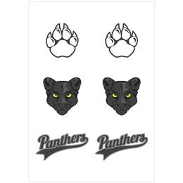 Body Decals - Panther