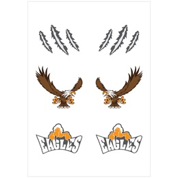 Body Decals - Eagles