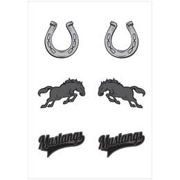 Body Decals - Mustang