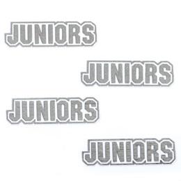 Silver Juniors Metallic Temporary Tattoos