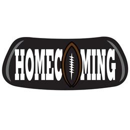 Homecoming Football EyeBlacks