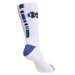 Custom Sporty Crew Socks