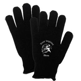 Custom Gloves - Back Imprint