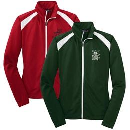 Ladies Tricot Track Jacket