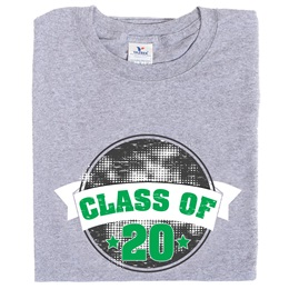 Custom T-Shirt - Class of 2020