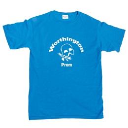 Mens T-shirt, Quick Custom