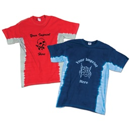 T-bone Tie Dyed T-Shirt