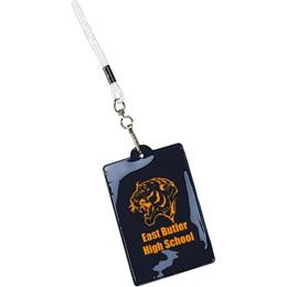 Premium Vertical ID Holder