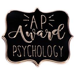 AP Psychology Award Pin