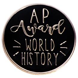 AP World History Pin