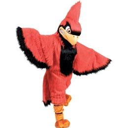 Fierce Cardinal Mascot Costume