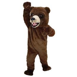 Kodiak Bear Mascot Costume