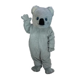 Happy Koala Bear Mascot Costume