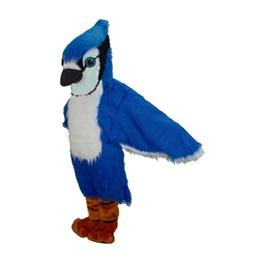 Blue Jay Mascot Costume