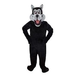 Ferocious Wolf Mascot Costume