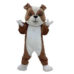 English Bulldog Mascot Costume