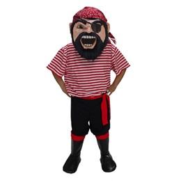 Buccaneer Mascot Costume