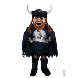 Fierce Viking Mascot Costume