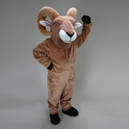Desert Bighorn Mascot Costume