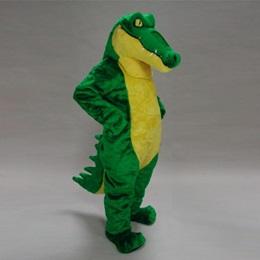 Toothy Crocodile Mascot Costume