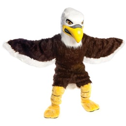 Fierce Eagle Mascot Costume