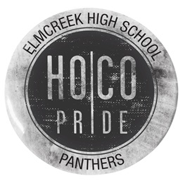 """2 1/4"""" Custom Button - HOCO Pride"""