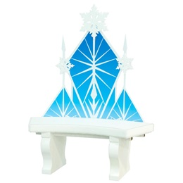 Frosted Flurries Bench Parade Float Kit