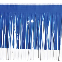 "2 Color Vinyl Fringe 15"" x 10'"