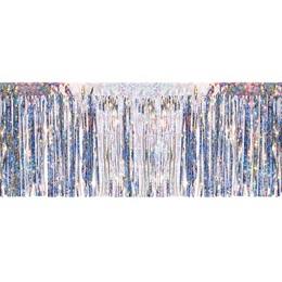 """Holographic Fringe 15"""" x 10'"""